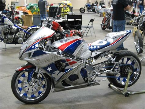 17 Best Images About Custom Painted Sports Bikes On