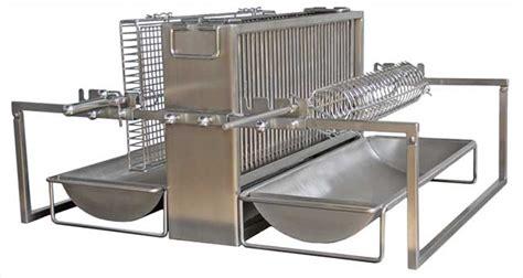 grille verticale pour barbecue bbq professionnel avec r 244 tissoire