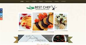 My best chef komposition llc for Chef portfolio template
