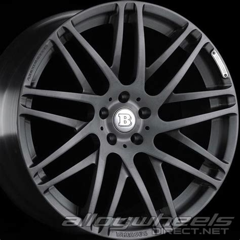Brabus Mercedes Wheels by 23 Quot Brabus Monoblock F Platinum Wheels In Forged