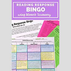 Reading Response Projects Choice Board Bingo  Teaching Tricks  Post Reading Activities, Middle