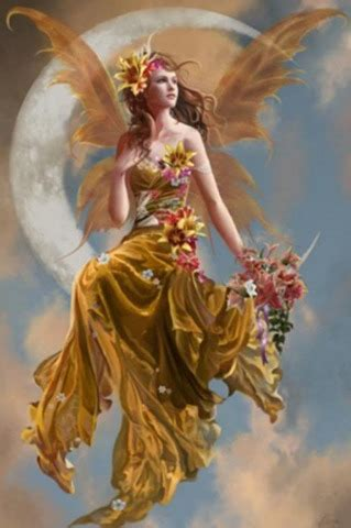 Áine – Midsummer's Celtic Faerie Goddess   Salem's Moon ...