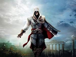 Wallpaper Ezio, Assassin's Creed, The Ezio Collection, PS4 ...