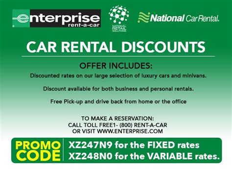 99302 Enterprise Canada Coupons by Get Special Offers Promotions And Discounts With The Br