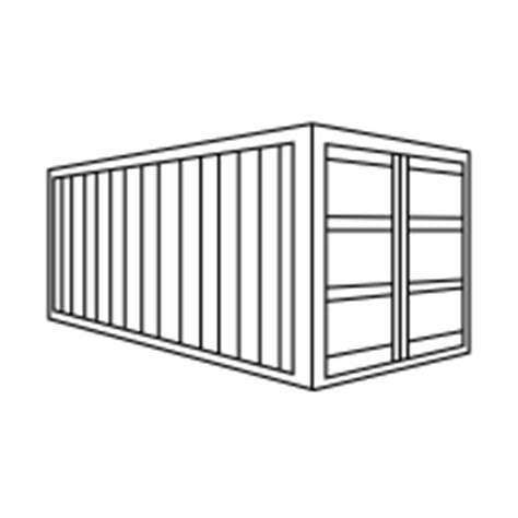 Shippingcontainer Icons  Noun Project
