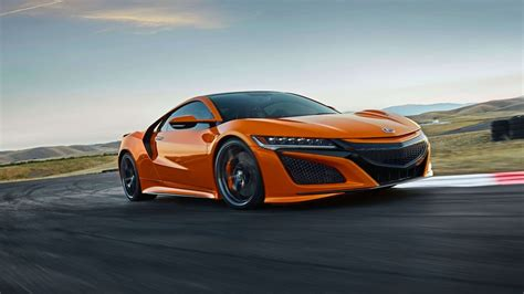 2019 Acura Nsx First Look Midengine Hybrid Supercar Gets