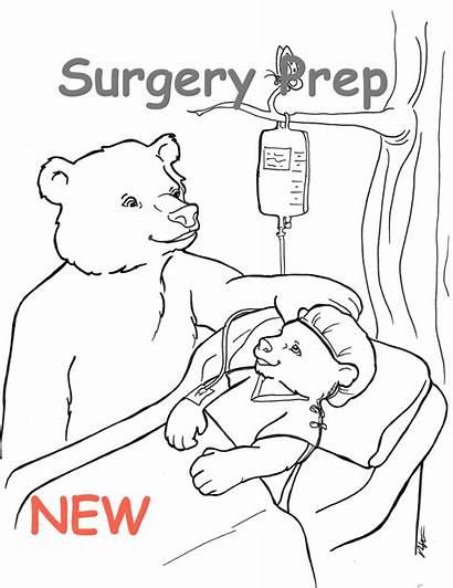 Coloring Pages Surgery Procedure Prep Rss Google