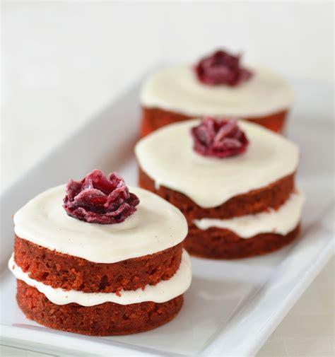 mini cake beet mini cakes daring bakers 39 challenge building
