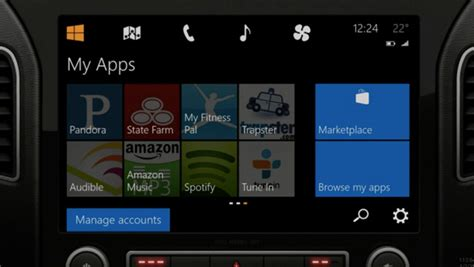 windows phone cortana for car and other vehicles