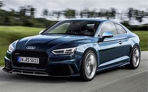 2017 Audi RS5 Render - Audi Blog