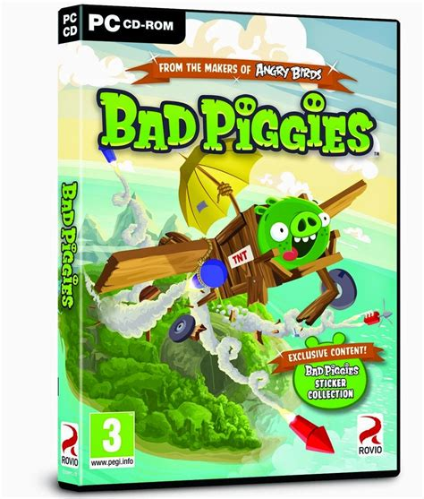 angry birds pc games bad piggies  crack