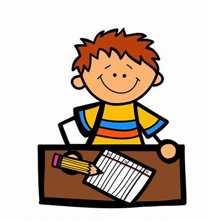 Clip Creative Writing Clipart Author Writer Boy