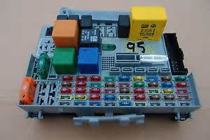 Fuse Box In Astra Mk4 by Vauxhall Astra G 1 6 8v Fuse Box Indicator Relay