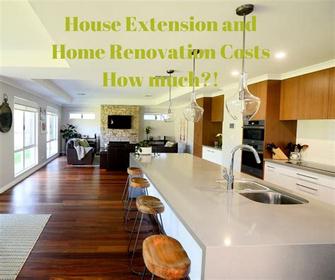 house extension costs explained  perth renovation