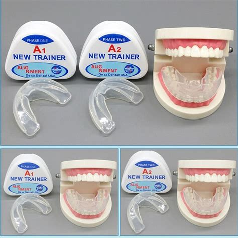 Dental care can be costly, therefore it's always good to have your pearly whites insured. Top Quality Dental Tooth Orthodontic Appliance Trainer Alignment Braces Mouthpie..., #Alignment ...