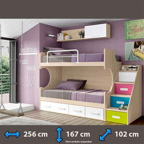 lit superposé avec lits superposés avec des escaliers lits superposés