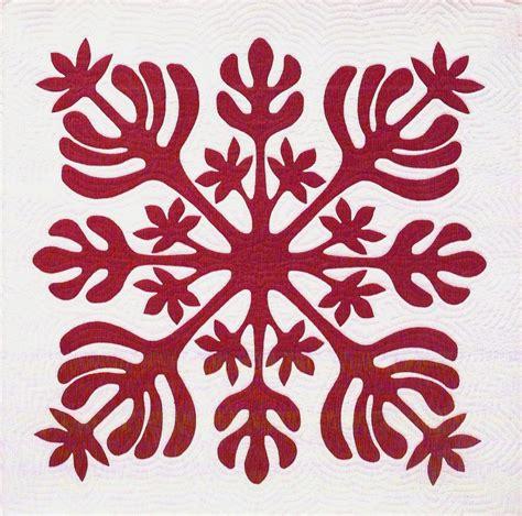 hawaiian quilt patterns insights from sewcalgal hawaiian applique