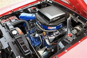 Ford 428 Cobra Jet  1969 Ford Mustang With Shaker Hood