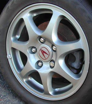 Acura Integra Rims For Sale by H 71687 Acura Integra R 15x6 7 Spoke With 5 Lugs Wheel