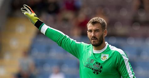 'Like a young Alan Shearer' - goalkeeper Adam Legzdins on ...