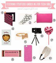 10 awesome stocking stuffer ideas for teen girls all