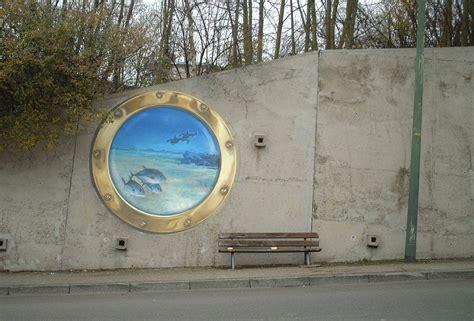 fresque murale trompe l oeil trompe l oeil etienne fresques en trompe l oeil peinture murale