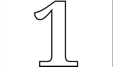 number  clip art clipartsco