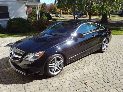 2014 E350 4matic AMG Coupe - MBWorld.org Forums
