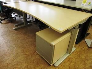 Steh Sitz Tisch : steh sitz schreibtisch ergonomisch gwv b rom bel gebraucht sofort lieferbar ~ Eleganceandgraceweddings.com Haus und Dekorationen