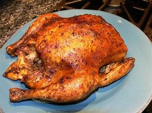 Easy And Best Ever 6 Hour Roast Chicken Recipe 2   Just A ...