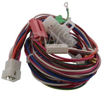 Huebsch Washer Assy Wire Harness Packaged