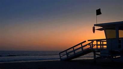 Sunset Aesthetic Bikini Nature Wind Story Beaches