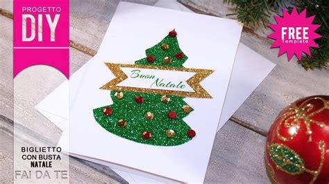 [natale Fai Da Te] Tutorial Biglietto Di Auguri Di Natale