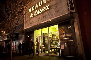 Beauty Essex Nightclub On The Lower East Side Of