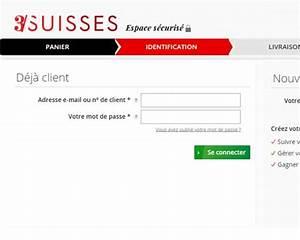 Mon Compte 3 Suisses : connexion mon compte 3 suisses pour commander ~ Nature-et-papiers.com Idées de Décoration