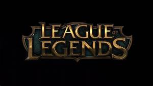 League of Legends Logo Wallpaper - WallpaperSafari