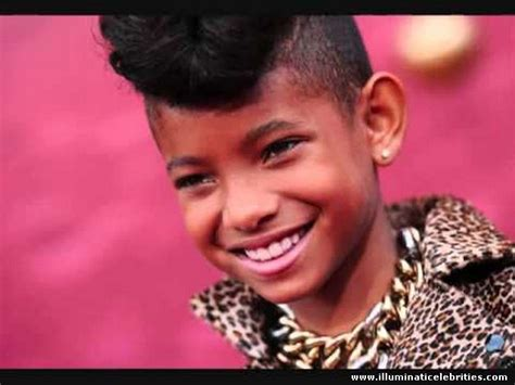 Illuminati Will Smith by Willow Smith Whip My Hair Satanic Messages Illuminati