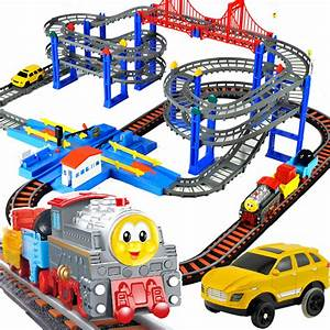 Hot Thomas And Friends Electric Thomas Trains Set With ...