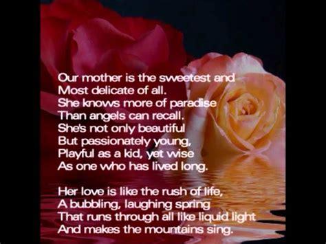 mothers day poem  prayerhappy mothers day joanna