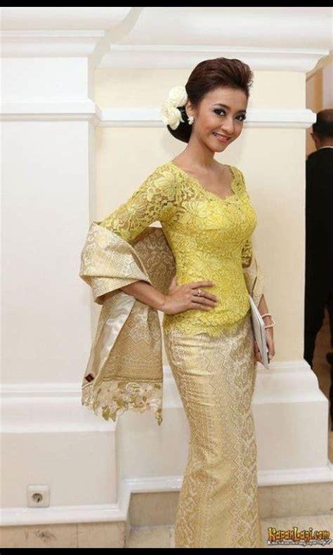 blouse brokat kuning made by order brokat in 2018 t