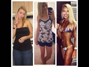 Fitness Transformation - Freshman 15 to Clean Eating to ...