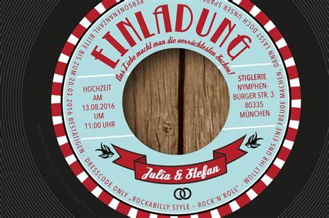 schallplatte als einladungskarte original vinyl single