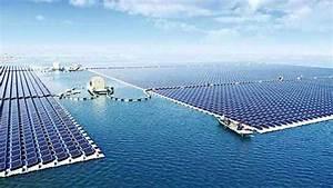 Solarzelle Selber Bauen : weltgr tes schwimmendes solarkraftwerk in china hat betrieb aufgenommen ~ Buech-reservation.com Haus und Dekorationen