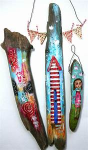 Altered Driftwood With Kate