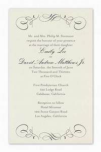 formal wedding invitation wording theruntimecom With wedding invitations wording formal attire