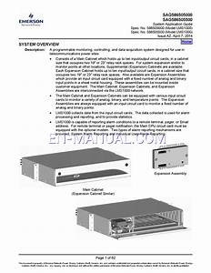 Application Guide For Dc Power Emerson Lms 1000  Download Free