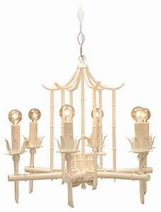 White pagoda chandelier asian chandeliers by pieces