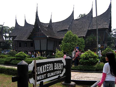 anjungan sumatera barat wikipedia bahasa indonesia ensiklopedia bebas