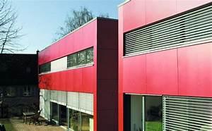 Hpl Platten Fassade : vorteile von hpl platten als fassadenverkleidung v rde kunststoffe ~ Sanjose-hotels-ca.com Haus und Dekorationen