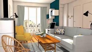 Photo Deco Salon : un salon familiale tout en longueur aventure d co ~ Melissatoandfro.com Idées de Décoration